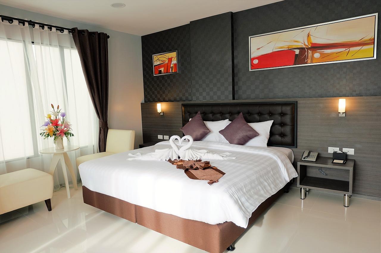 łóżko tapicerowane do sypialni